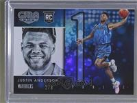 Rookies - Justin Anderson #/8