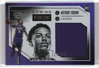 Anthony Brown #34/40