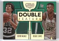 Reggie Lewis, Kevin McHale /25