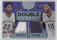 Anthony Davis, Eric Gordon /40