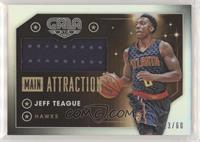 Jeff Teague #/60