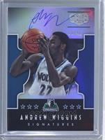 Andrew Wiggins #/40