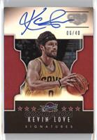 Kevin Love /40