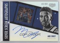 Mike Conley [EX to NM] #/60
