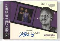 Anthony Brown #/60