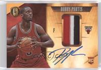 Rookie Jersey Autographs Prime - Bobby Portis #/25