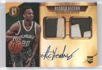 Rookie Jersey Autographs Prime Double - Rashad Vaughn #/25