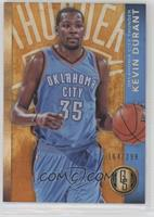 Kevin Durant (Ball in One Hand) #/299