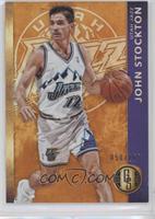 John Stockton #/299