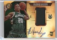 Rookie Jersey Autographs - Rashad Vaughn /199