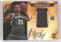 Rookie Jersey Autographs - Rashad Vaughn #/199