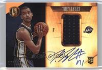 Rookie Jersey Autographs - Trey Lyles #/199