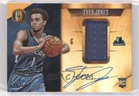 Rookie Jersey Autographs - Tyus Jones #/199