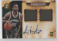 Rookie Jersey Autographs Double - Rashad Vaughn #/149
