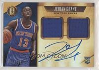 Rookie Jersey Autographs Double - Jerian Grant /149