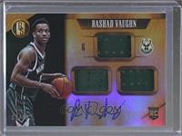 Rookie Jersey Autographs Triple - Rashad Vaughn #/99