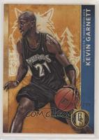 Kevin Garnett (Minnesota Timberwolves Black Uniform) #/299