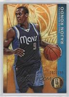 Rajon Rondo (Dallas Mavericks) /299