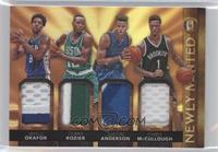 Jahlil Okafor, Justin Anderson, Chris McCullough, Terry Rozier /15