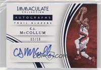 C.J. McCollum /10