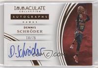 Dennis Schroder /75 [EXtoNM]