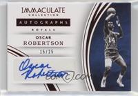 Oscar Robertson /25
