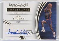 Isiah Thomas #32/99