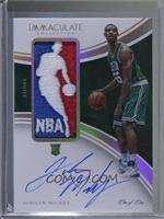Rookie Patch Autographs - Jordan Mickey #/1