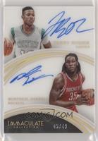 Montrezl Harrell, Terry Rozier /49