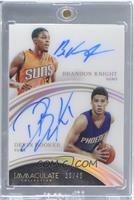 Devin Booker, Brandon Knight /49