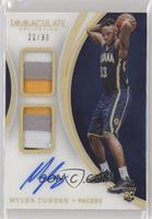 Myles Turner [Noted] #/33