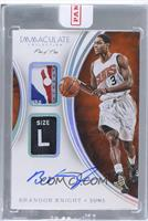 Brandon Knight /1 [ENCASED]