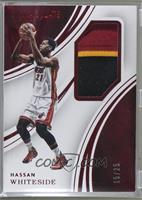 Hassan Whiteside [Noted] #/25