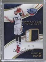Anthony Davis #12/23