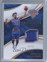 Derrick Williams /23