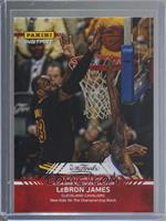 LeBron James #/532