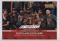 Cleveland Cavaliers Team #/215