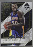 Julius Randle [Noted] #/25