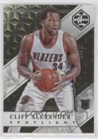 Cliff Alexander #/49
