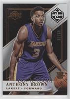 Anthony Brown #/80