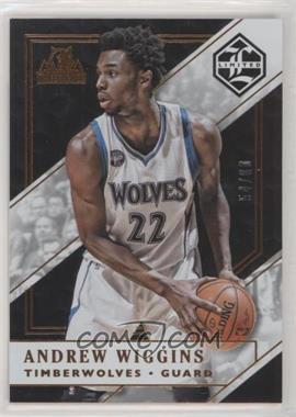 2015-16 Panini Limited - [Base] #52 - Andrew Wiggins /80