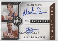 Brad Daugherty, Mark Price /49