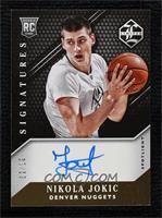 Nikola Jokic #/10
