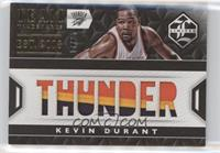 Kevin Durant #17/25