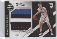 Mario Hezonja #/25
