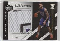 Willie Cauley-Stein #/25