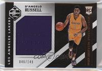 D'Angelo Russell /149