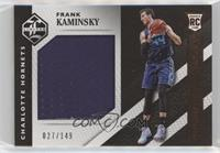 Frank Kaminsky #/149