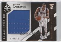 Justin Anderson #/149