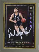 Paul Westphal /25